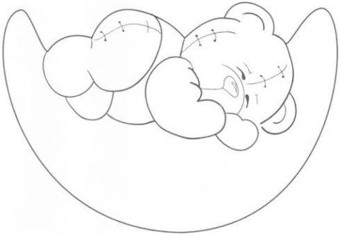 imagem 7 13 490x341 Moldes de Desenhos para Pintura em Tecido, veja