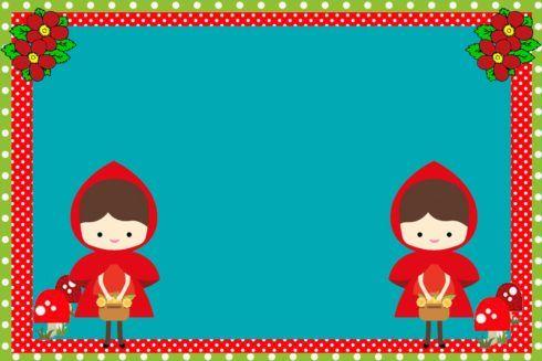 imagem 7 20 490x327 Decoração Festa Chapeuzinho Vermelho de Aniversário infantil