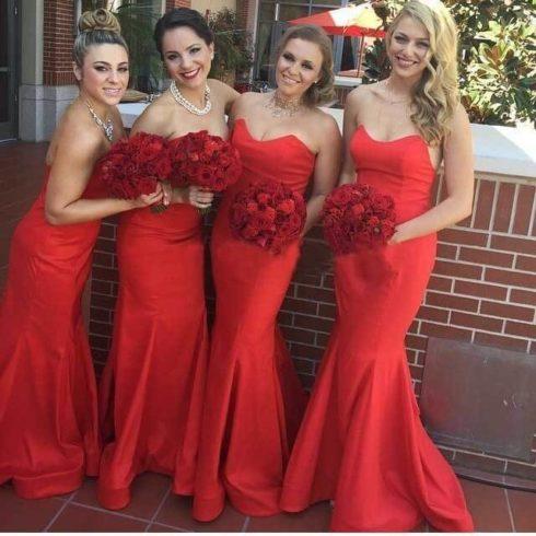 imagem 70 1 490x490 Vestidos para Madrinha de Casamento 2019 2020, Jeitos de usar