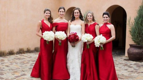 imagem 71 1 490x275 Vestidos para Madrinha de Casamento 2019 2020, Jeitos de usar