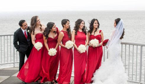 imagem 76 490x284 Vestidos para Madrinha de Casamento 2019 2020, Jeitos de usar