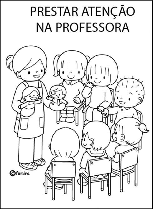 imagem 8 5 490x667 Regrinhas e combinados para imprimir para Educação Infantil
