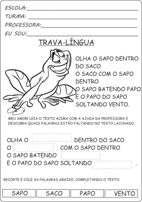 imagem 9 2 490x696 Atividades Trava Língua Infantil para baixar e Imprimir