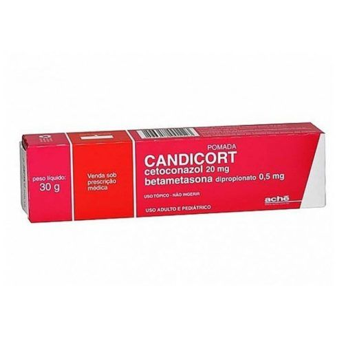 pomada Candicort 490x490 Comprimido e Pomada para Dermatite de Contato Alergia na pele