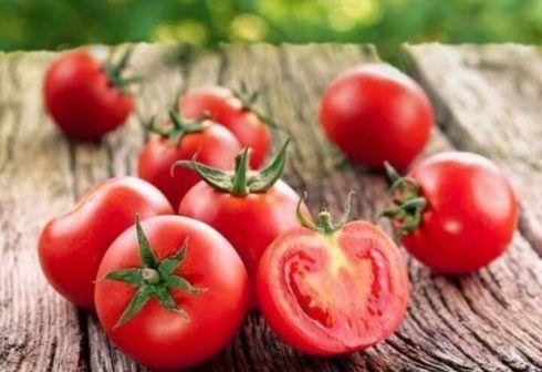 tomate 490x336 7 Vegetais e Legumes Ricos e Proteína Vegetal, Alimentação Saudável