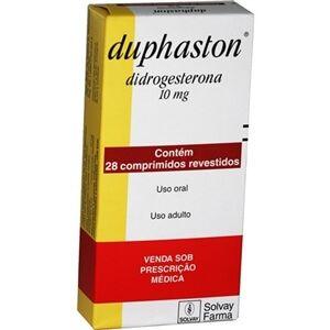 Rem%C3%A9dio Duphaston Nomes de Remédios para fazer Descer a Menstruação, Conheça