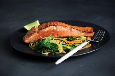 almo%C3%A7o da dieta 490x327 Dieta Cetogênica, Cardápio, Alimentos, Receitas