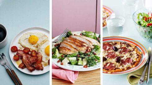 dieta facil e trueque low carb