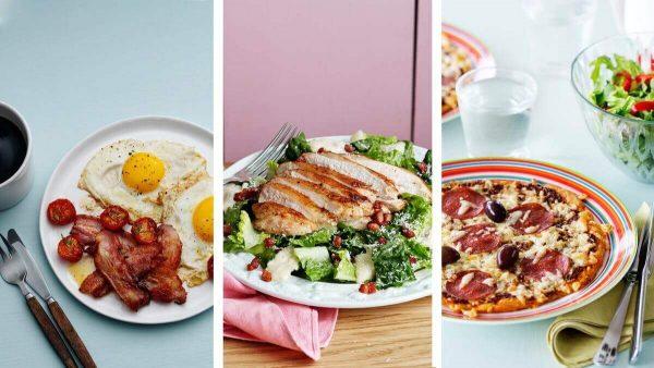 Dieta Low Carb com Alimentos Simples e baratos (Cardápio)