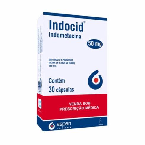 Indocid 50 mg Comprimidos 490x490 Remédio para Artrite na Mão e nos Dedos, (Tratamento)