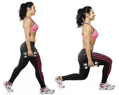 Afundo para bumbum Exercícios para glúteos na academia : Bumbum empinado