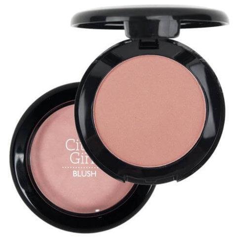 maquiagem blush 490x490 Fazendo Maquiagem para esconder sardas do rosto